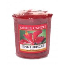 Hibiscus rose (Pink hibiscus) - Votive