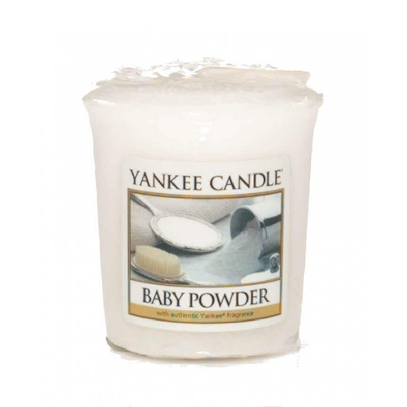 Talc de bébé (Baby powder) - Votive