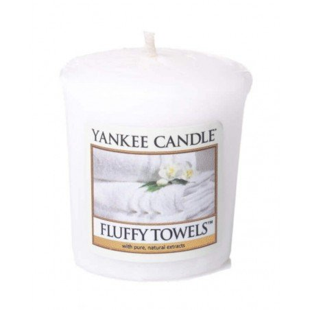 Serviette moelleuse (Fluffy towels) - Votive