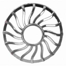 Curve Gun Metal - Illuma-Lid®
