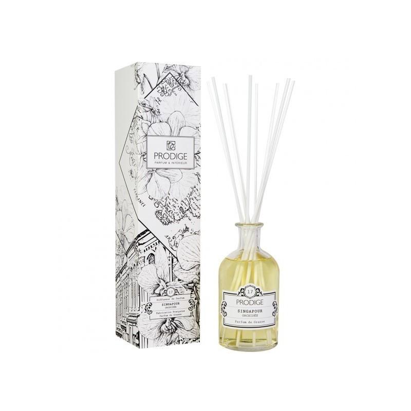 Brins diffuseurs SINGAPOUR (Orchidée) | La Boutique De Christelle
