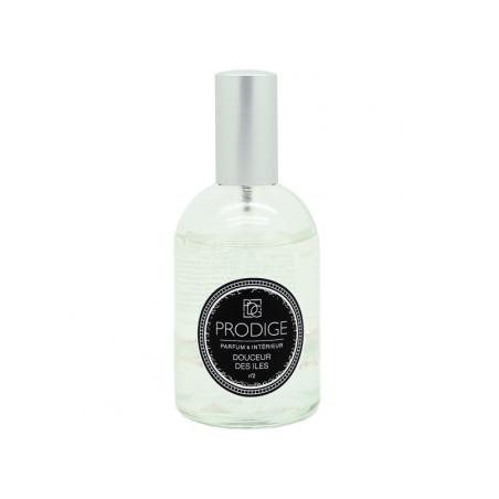 Vaporisateur de parfum DOUCEUR DES ILES